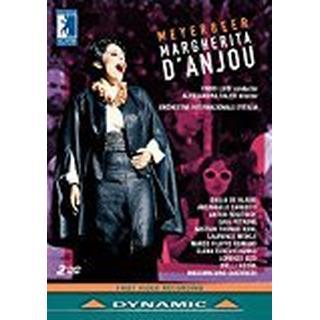 Meyerbeer:Margherita Danjou [Giulia De Blasis; Arcangelo Carbotti; Anton Rositskiy; Gaia Petrone; Fabio Luisi] [Dynamic: 37802] [DVD] [NTSC]